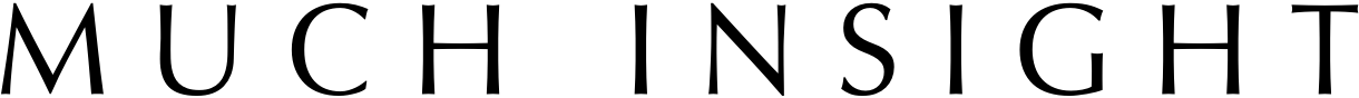 Much Insight Logo